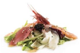 13 Kaisen salada