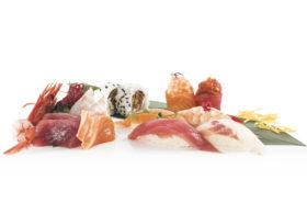 B1 Sushi sashimi mix