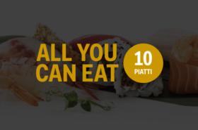 Menù Large 10 piatti